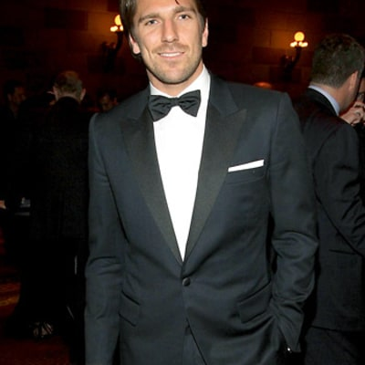 Most Stylish New Yorkers 2012: Henrik Lundqvist