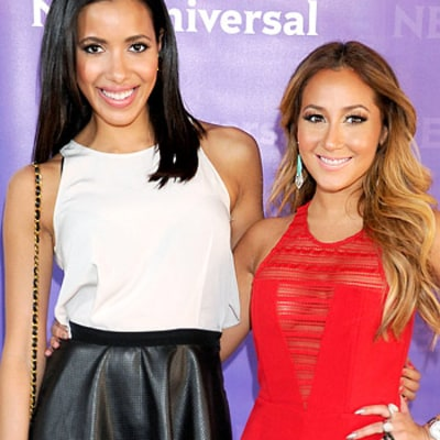 Most Stylish New Yorkers 2012: Julissa Bermudez and Adrienne Bailon