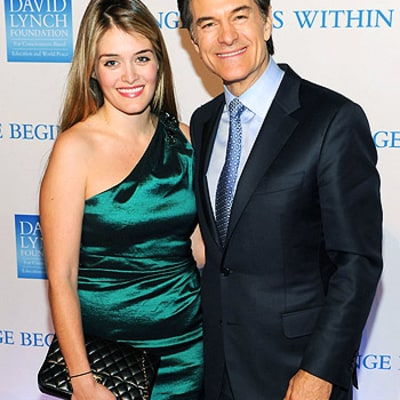 Most Stylish New Yorkers 2012: Dr. Mehmet Oz and Daphne Oz