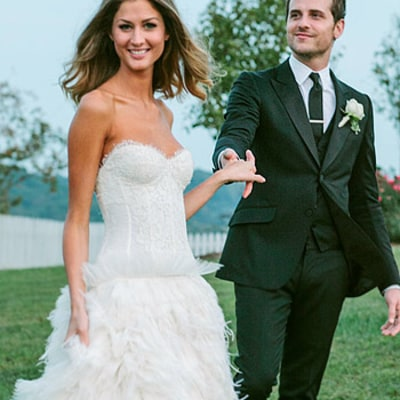 Kings of Leon's Jared Followill Marries Model Martha Paterson: See Their Gorgeous Wedding Pictures!