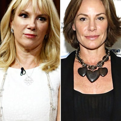 Ramona Singer: LuAnn de Lesseps' Personal Relationships are Not My Business