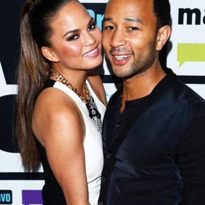 Chrissy Teigen Dishes on Wedding to John Legend, Dream