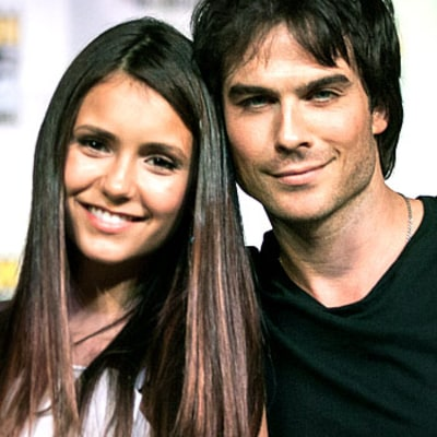 Nina Dobrev and Ian Somerhalder: The Way They Were