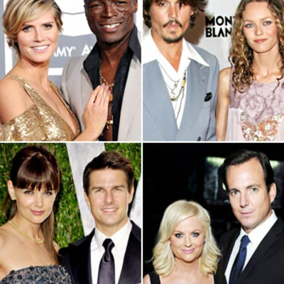 Celebrity Splits 2012: Whose Breakup Was the Most Shocking?