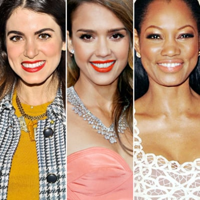 Three Ways to Wear Orange Lipstick