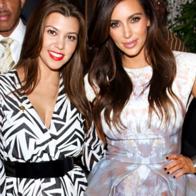 Kim Kardashian Freaks Out Over Kourtney Kardashian's Breast Milk