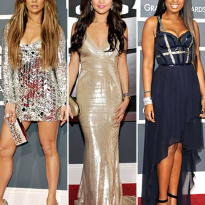 Grammy Awards 2011: What All the Stars Wore!