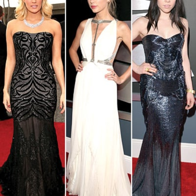 Grammy Awards 2013: What the Stars Wore