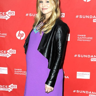 Kristen Bell: The Pregnant Actress' Baby Bump Style