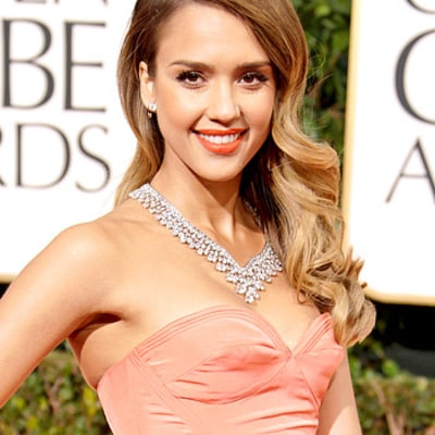 Jessica Alba's Orange Lipstick: How to Do It Right