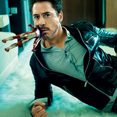 Robert Downey Jr. Calls Himself