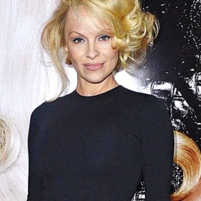 Pamela Anderson Says She Never