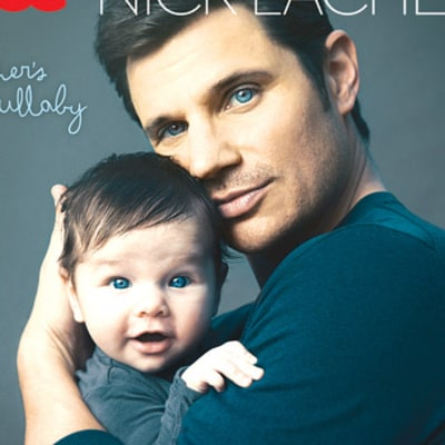 Nick Lachey on Baby Son Camden: