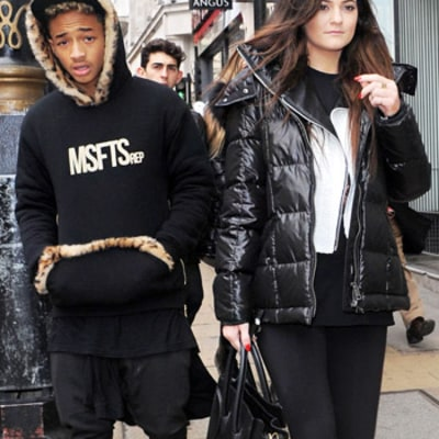 Jaden Smith Describes Relationship With Kylie Jenner: