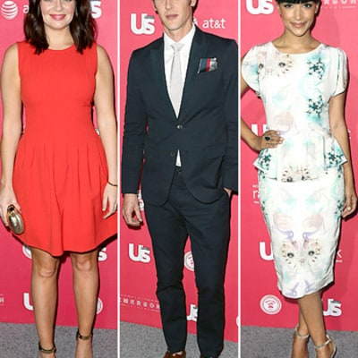 Us Weekly's 2013 Hot Hollywood Party: What the Stars Wore!