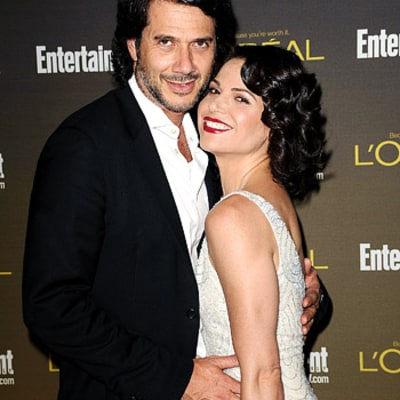 Lana Parrilla Engaged to Fred Di Blasio