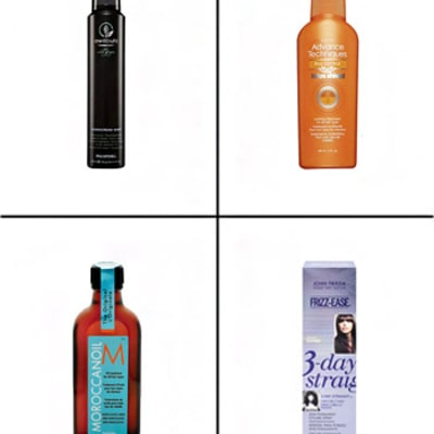 Best Anti-Frizz Hair Products
