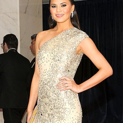 Chrissy Teigen Thanks Kate Upton: Models Don't Have to Be