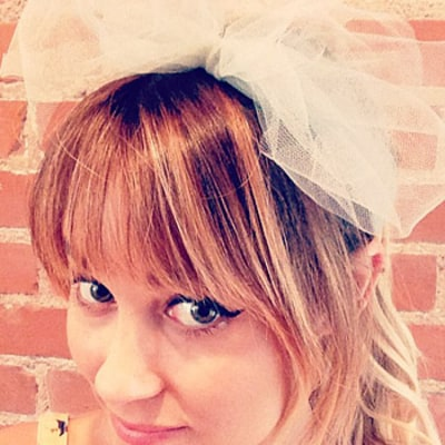 Lauren Conrad Gets Bangs -- Are They Real?