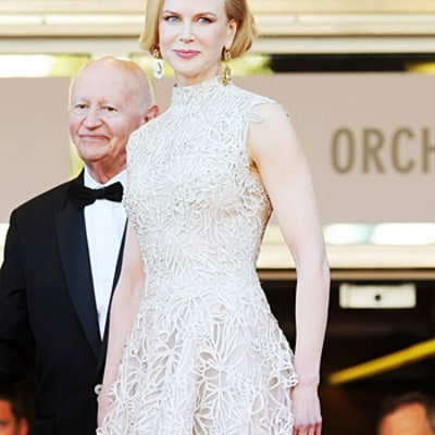 Nicole Kidman Didn't Wear Anne Hathaway's Discarded Oscar Dress in Cannes: Rep