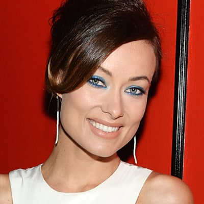 Olivia Wilde's Colorful Summer Eye Makeup: Get the Look
