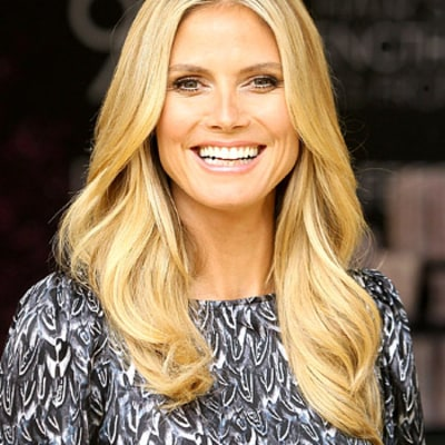 Heidi Klum Dishes on
