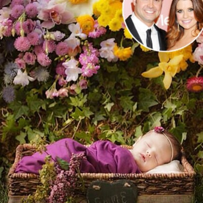 JoAnna Garcia, Nick Swisher Share Precious Baby Photo of Daughter Emerson Jay