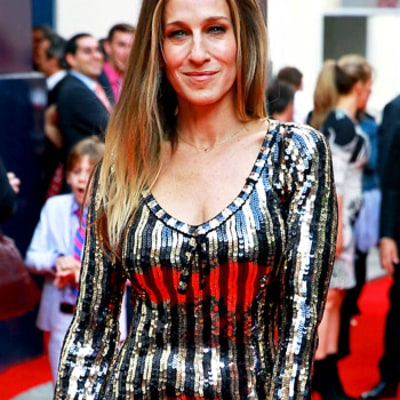 Write a Fashion Police Caption for Sarah Jessica Parker