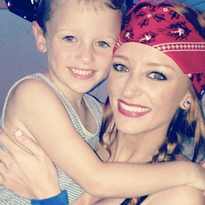 Maci Bookout, Teen Mom Star, Shares Adorable Picture With Son Bentley