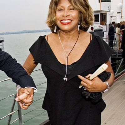 Tina Turner on Marriage to Erwin Bach:
