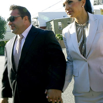 Teresa Giudice, Joe Giudice Each Released on $500,000 Bail Bonds