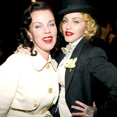 Debi Mazar Hints Sean Penn Was Madonna's One True Love