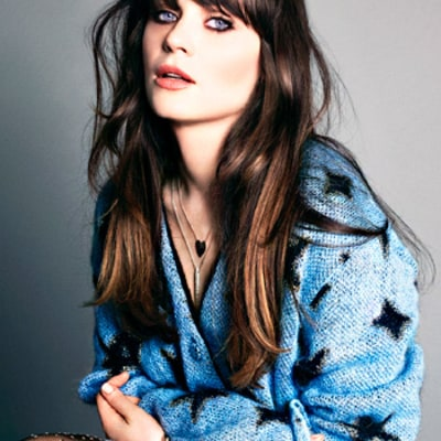 Zooey Deschanel Defends the Way She Speaks: