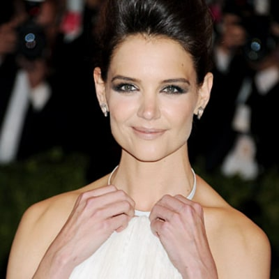 Katie Holmes Designs New Makeup Line for Bobbi Brown