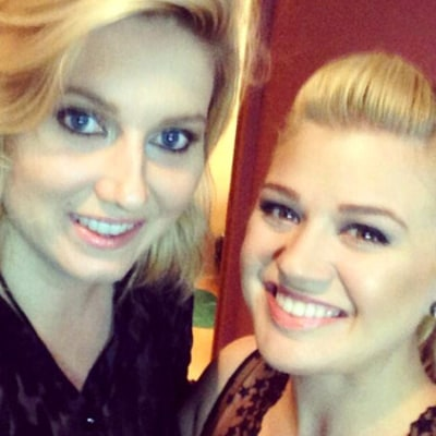 Kelly Clarkson Names Childhood Friend Ashley Donovan Her Maid of Honor