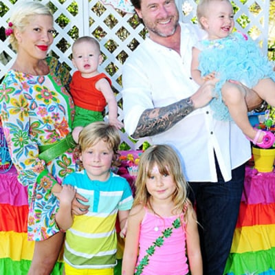 Tori Spelling's Kid-Friendly Party Planning Tips for DIY Moms