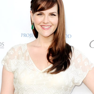 Sara Rue: Daughter Talulah, 6 Months, Has Already Been to London, Spain
