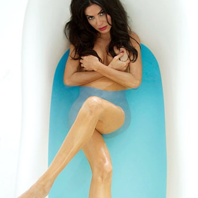 Adriana De Moura, Real Housewives of Miami Star, Poses Naked in Bathtub for PETA