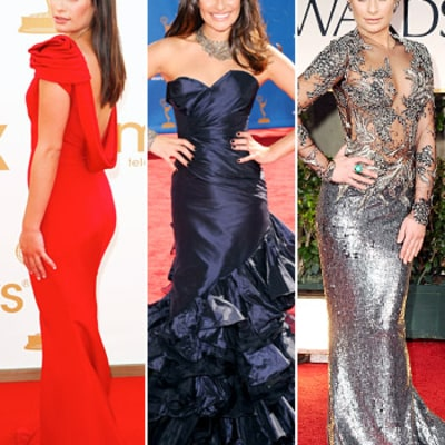 Lea Michele's Stunning Red Carpet Style Through the Years