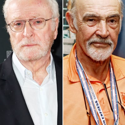 Michael Caine Slams Sean Connery Alzheimer's Quotes as