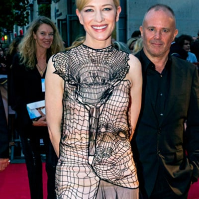 Write a Fashion Police Caption for Cate Blanchett