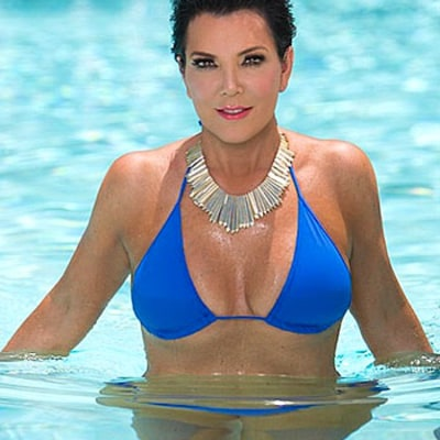 Kris Jenner, 57, Shares Bikini Photo After Kendall Jenner's Stunning Ad Campaign: Picture