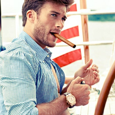 Scott Eastwood, Clint Eastwood's Hunky Son, Wants