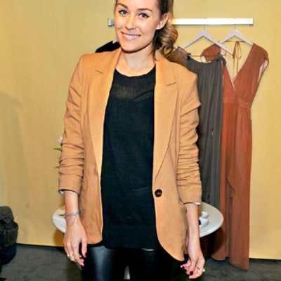 Lauren Conrad Talks Fall Style, Paper Crown Collection