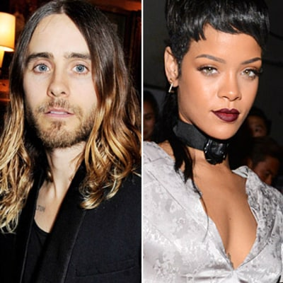 Jared Leto Covers Rihanna's
