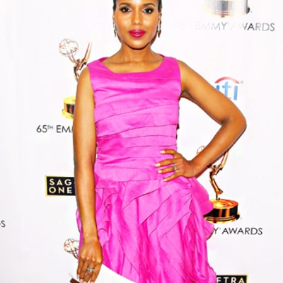 Kerry Washington: I Already Have My Emmy Dress Picked Out!