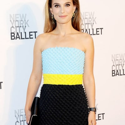 Natalie Portman Stuns at New York City Ballet Fall Gala Alongside Sarah Jessica Parker and Drew Barrymore