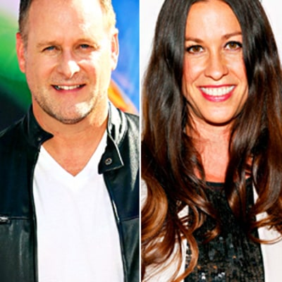 Dave Coulier Says Alanis Morissette's