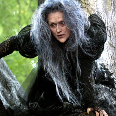 Meryl Streep as The Witch in Into the Woods: See the First Picture