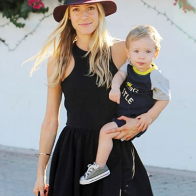 Kristin Cavallari Goes Without Makeup, Shows Off Growing Son Camden, 13 Months: Picture